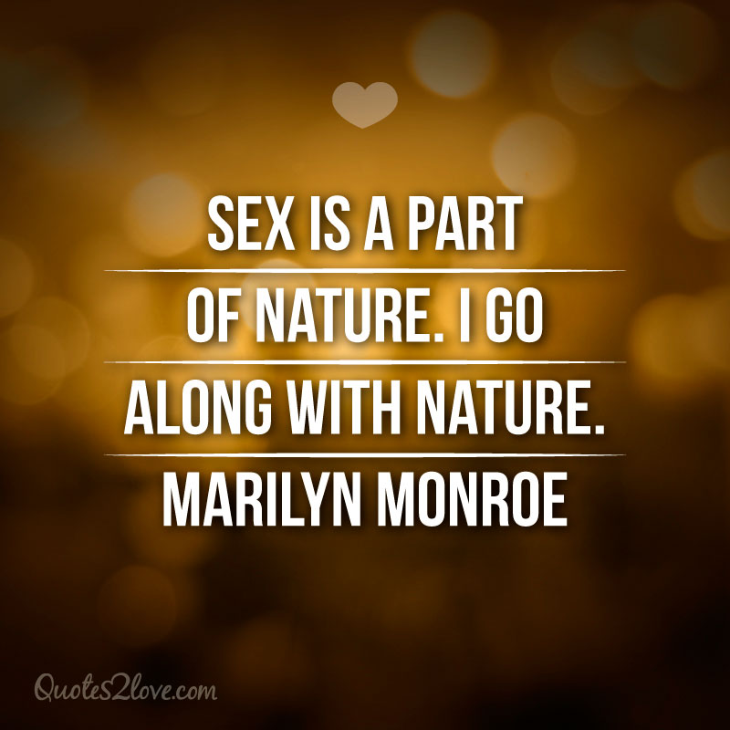 SEX_quotes
