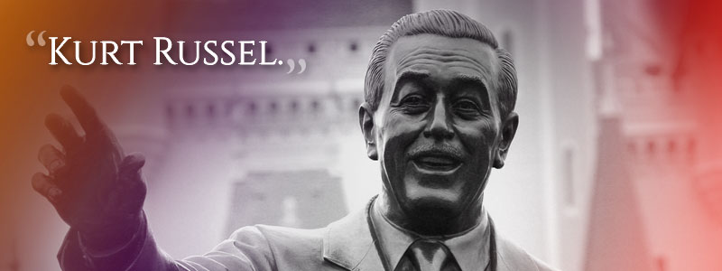 Walt Disney's last words